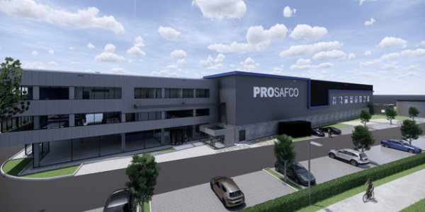 render Prosafco - Van Looy Group